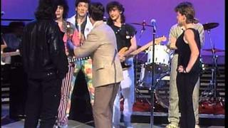 American Bandstand 1985 Lady Pank Interview