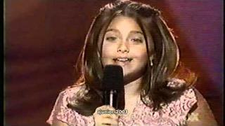 American Juniors - Taylor Thompson - The Shoop Shoop Song
