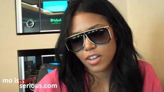Amerie - In Love & War in stores August 2009