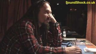 Amorphis Interview with Tomi Joutsen (Vocals) (Live HD) by SoundShock.co.uk