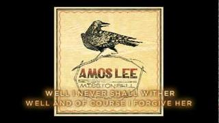 "Amos Lee - ""Flower"" - Official Lyric Video"