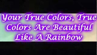 Amy Diamond - True Colors w/ lyrics