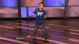 An Adorable 6-Year-Old Dancer