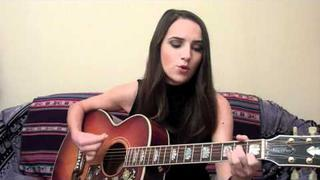 Ana Free sings Santana ft. Rob Thomas - Smooth