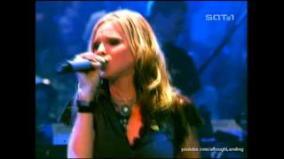 Ana Johnsson - We Are (Live) At Taratata 18.12.2004