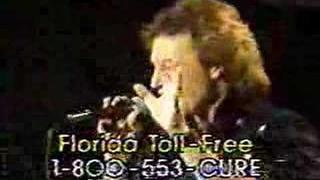"Andy Gibb ""Shadow Dancing"" --Live 1987"