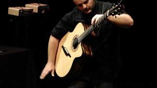 Andy McKee - Hunter's Moon (Live @ Amsterdam, 7th of May)