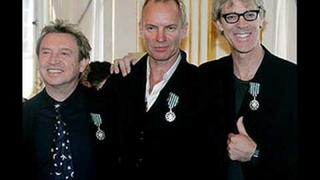 Andy Summers sounds off on what happened to The Police - part 1