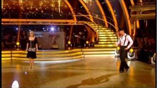 Anita Dobson and Robin Windsor - Charleston - Strictly Come Dancing 2011