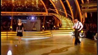 Anita Dobson and Robin Windsor - Charleston - Strictly Come Dancing 2011