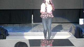 """Anna Maria Perez de Tagle LIVE - """"Insomnia"""" - Mountain View, CA - 9/18/10"""