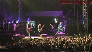 Annihilator - Crystal Ann_Alison Hell ft. Schmier [Live @ Kavarna Rock Festival 2010 - day 3]