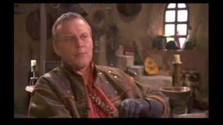 Anthony Head & Richard Wilson - Merlin cast interviews (series 1)