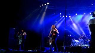 Apocalyptica I Don't Care ft. Tony Kakko (Live) Ilosaarirock 2009