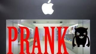 Apple Store Prank - Ownage Pranks