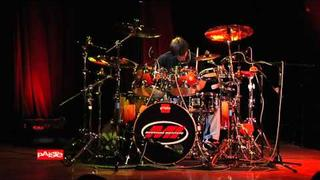 Aquiles Priester & Eloy Casagrande Drum Duet at 2011 Paiste Day