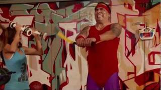 Arbor Live S03E05 Comedy Eric Schweig leads exercise class