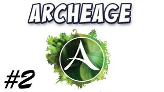 Archeage Beta, Part 2 - Lions and Goats