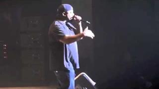 Aries Spears impressinating Notorious BIG and Method Man LL cool J snoop dogg DMX and jay z