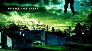 Armor For Sleep - End Of The World [HQ+Lyrics]