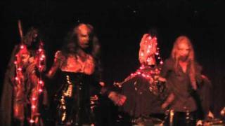 "ARSCH DOLLS live @ Dark Castle Festival 2010 : ""Dead Face"""