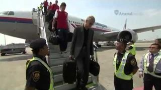 Arsenal Asia Tour 2011 (Kuala Lumpur)