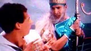 as King Neptune