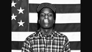 ASAP Rocky - Kissin' Pink (feat. ASAP Ferg) (prod. Beautiful Lou)