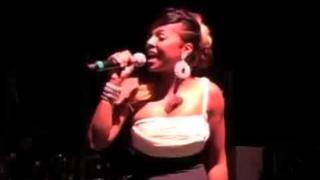 Ashanti sings home at inaugural gala in Atlantic City