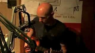 ASHES dIVIDE acoustic of THE STONE Live on 95.9 The Rat