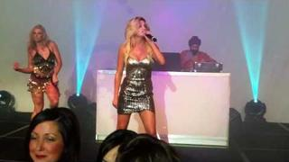 Ashley Roberts - Played (Live @ Foxtel's End Of Year Party)
