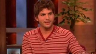 Ashton Kutcher on Ellen - Part 1