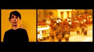 Asian Dub Foundation & Aung San Suu Kyi - 2011 Brighton Festival trailer
