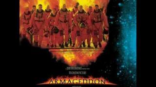 Asteroid Chase - The Shuttle Crash - Trevor Rabin [Armageddon 1998]