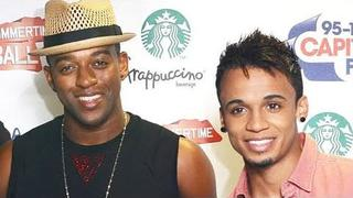 Aston and Oritsé from JLS talk new album