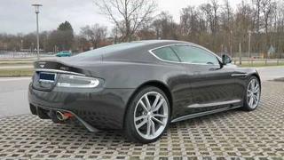 Aston Martin DBS - James Bond car