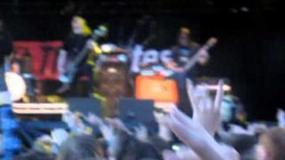 AT THE GATES - World of Lies (feat Mikael Stanne (Dark Tranquillity) Metaltown 2011)