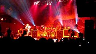 Atreyu - Stop! Before It's Too Late and We've Destroyed It All + Intro 10/29/09 Roseland Ballroom NY