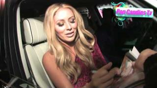 Aubrey O'Day Has New Music About to Launch @ W Hotel Hollywood!