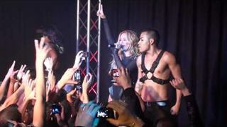 Aubrey O'Day's Solo performance at Cherry Pop