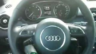 Audi A1 Review: Interior Design
