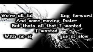 Avenged Sevenfold - Until The End Lyrics