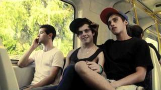 Awkward Train Situations #2-THE JANOSKIANS