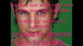 Axel Fernando Amo Lyrics