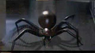 B-Movie Review: Ice Spiders