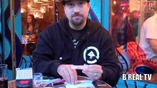 "B REAL TV ""how to roll inside out"" # 20"