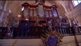 Bach Toccata a fuga d moll