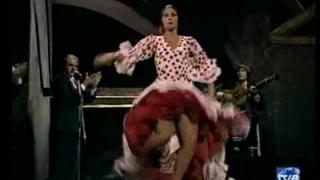 Baile Merche Esmeralda - Solea.wmv