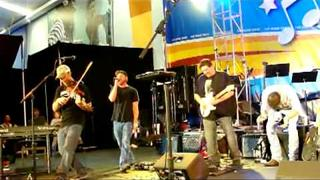 Band From TV ~ Don't Stop Me Now ~ 2012 NAMM Celebrity Jam ~ 01/21/12