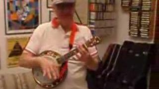 banjo ukulele My Blue Heaven